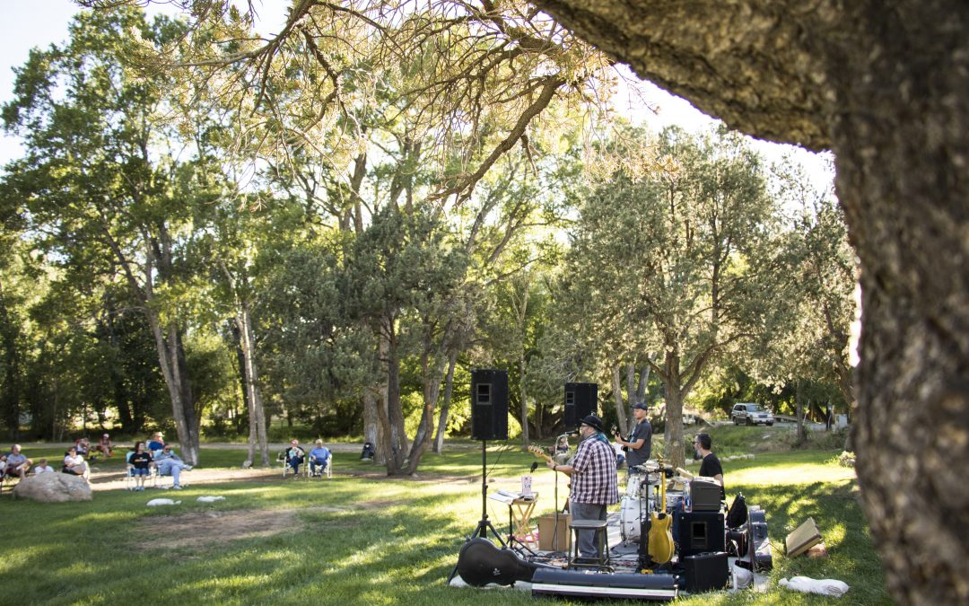 Free Concerts in the Park