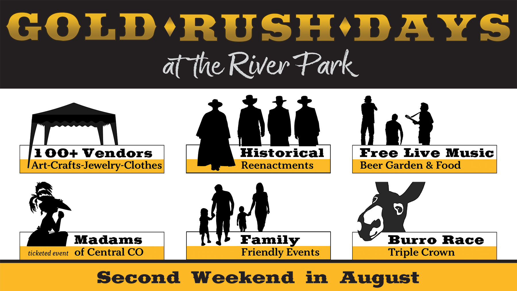 GOLD RUSH Days   Buena Vista Welcome Center & Chamber of