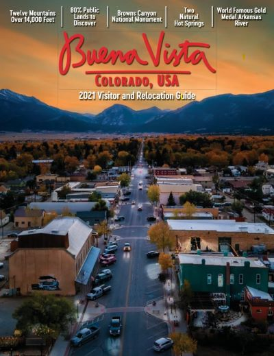 Reserve Your Ad Space in the 2022 Buena Vista Visitor & Relocation Guide