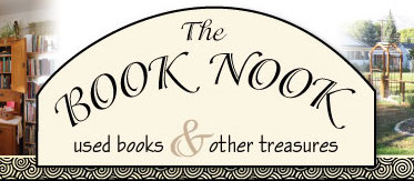 The Book Nook is still open Wednesday through Saturday