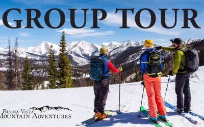 Group Backcountry Skiing & Splitboarding Tour