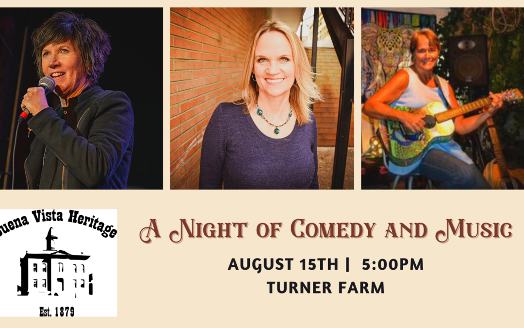 A Night of Comedy and Music