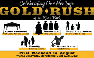 Gold Rush Days in Buena Vista to be postponed to Summer of 2021