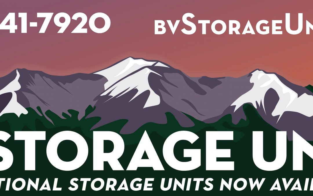 BV Storage Units has all sizes available.
