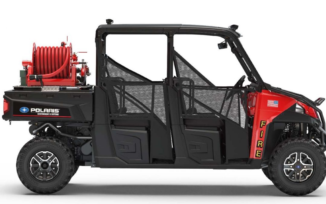 Join in the efforts to purchase a Polaris Ranger Crew vehicle for Chaffee County Fire Protection District!