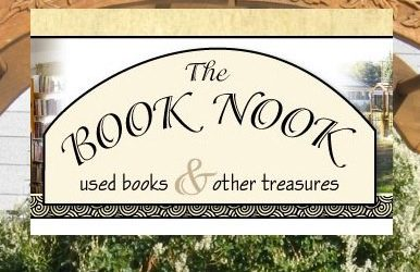 BOOK NOOK SALE!!