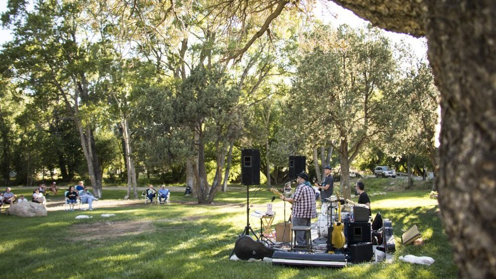 Free Thursday Summer Concerts in the Park