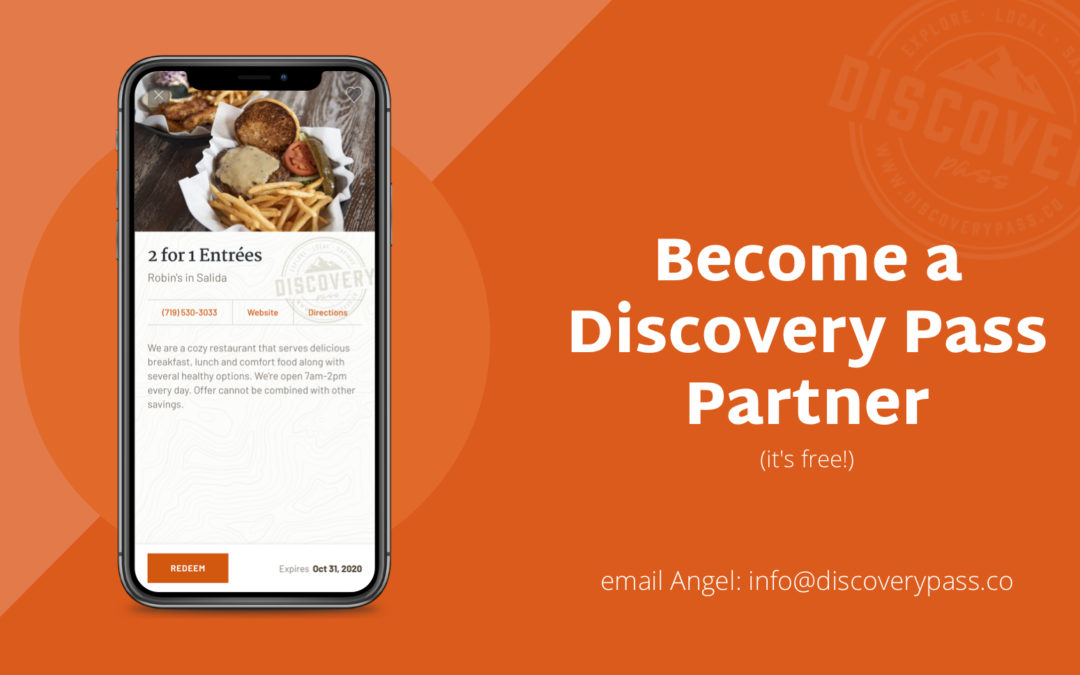 Winter Discovery Pass Launches!