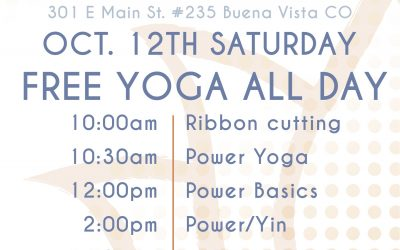 Empower Yoga's Grand Opening!