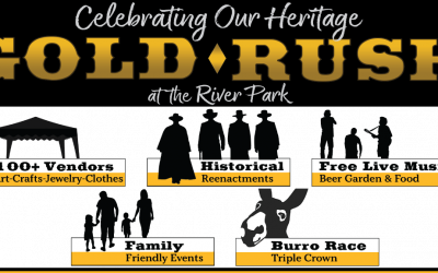Art in the Park and Gold Rush Days Vendor Registration is OPEN