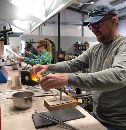 Introduction to Glass Blowing