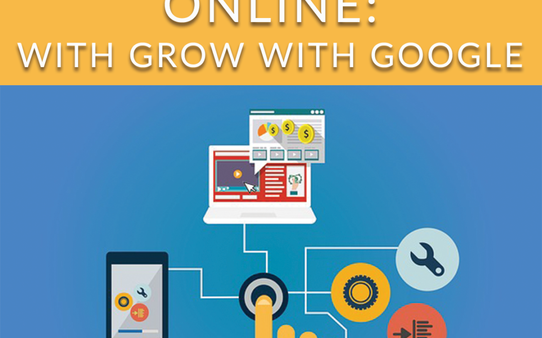 Reach Customers Online with Google (Online)