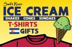 Swift River Ice Cream, T-Shirts & Co. Gifts