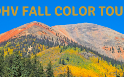Register for the 2021 OHV Fall Color Tour (Sept 21st – 25th)