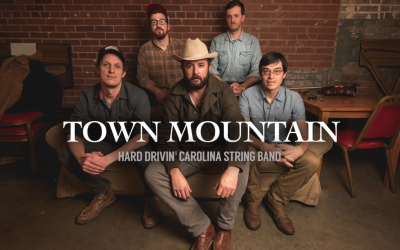 Town Mountain at the Lariat