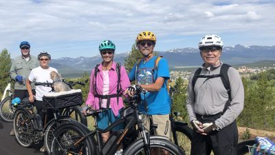 BV EBike Rentals will be closed September 29 – Oct 23