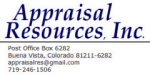 Appraisal Resources, Inc.
