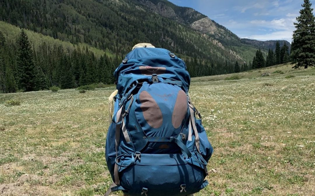 Backpacking 101 – Beginning Backpacking Course