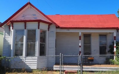 Historic Living in Historic Town – One Block from Main Street!