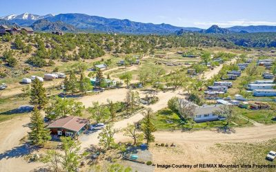 Over 12 Acres of Income Potential – With 4 Residential Properties!
