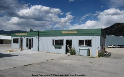 Highway Frontage – Commercial Property on 1.29 Acres