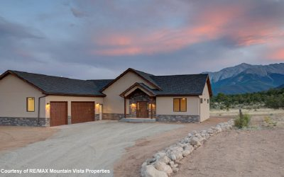 New Custom Home on Nearly 3 Acres