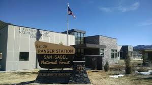 Salida Ranger District Office – Open by Appointment Only