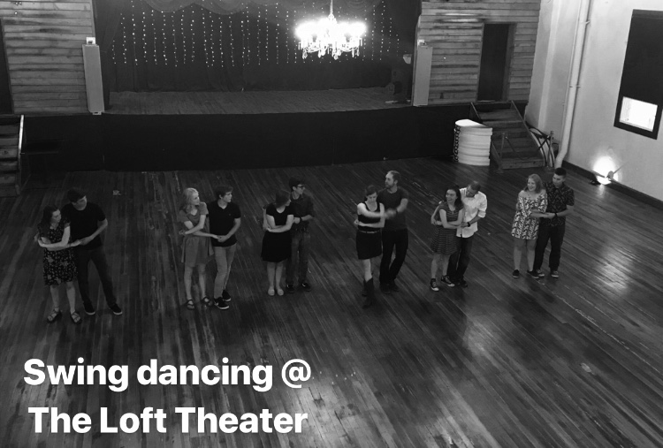 Swing Dancing @ The Loft Theater