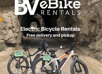 BV eBike Rentals has E – Gift Cards Available!