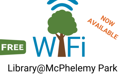 BV Library expands public Wi-Fi to McPhelemy Park