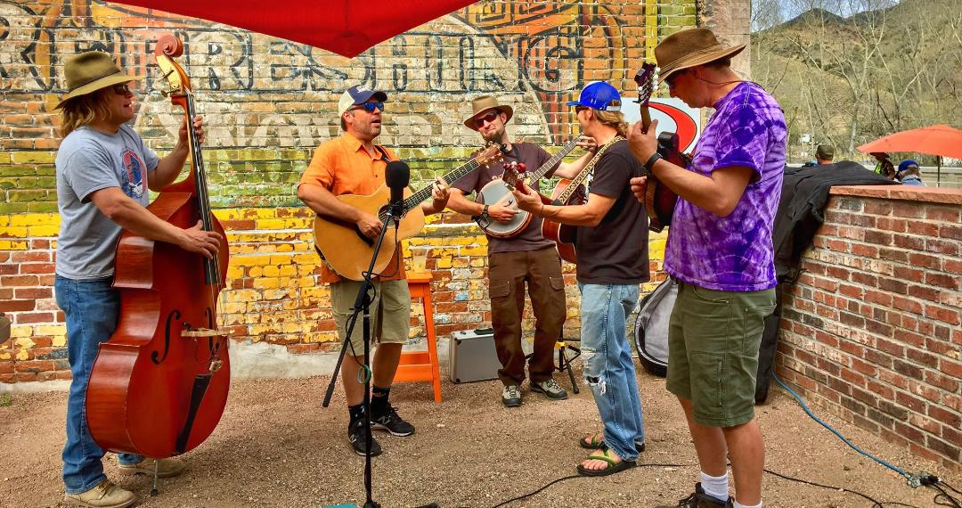 Dvorak Expeditions Invites You To the Arkansas River Bluegrass Roustabout